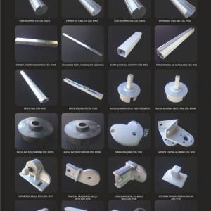 Componentes para toldos